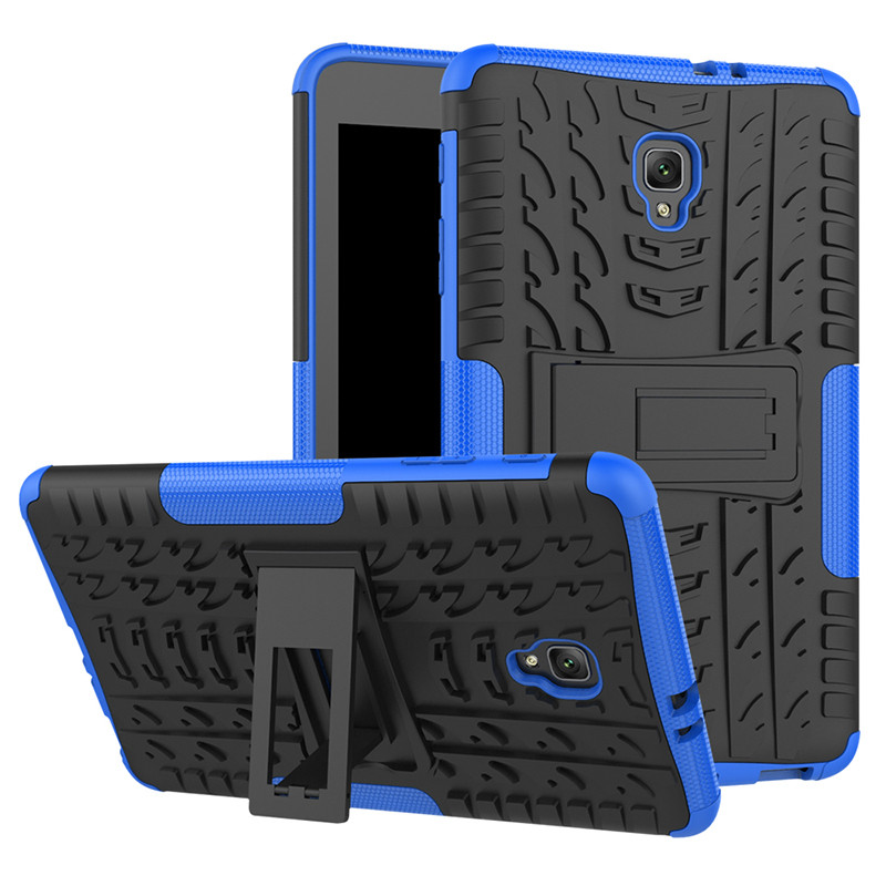 For Samsung Galaxy Tab A 8.0 T380 T385 2017 tablet case Cover Heavy Duty 2in1 Hybrid Anti-knock Rugged Durable Shockproof Rubber