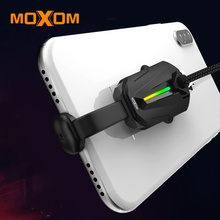 MOXOM Type C USB Phone Game Cable for iPhone X XR XS Max 8 7 6 Plus Fast Charging 5S 5 Mobile Cables