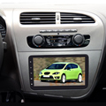 5.1.1 para 2005-2011 Seat Leon Android GPS No Traço Rádio sistema com Bluetooth 3G WiFi Espelho Link OBD2 DVR Backup câmera