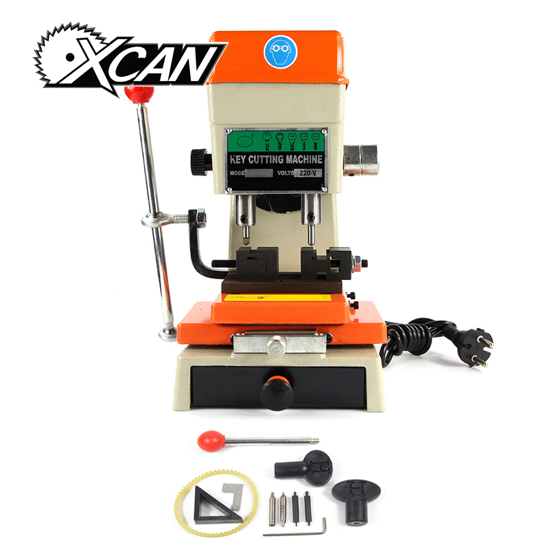 XCAN 368A- Key Duplicating Machine key cutting machine Varity Universal plug automatic key cutting machine стоимость