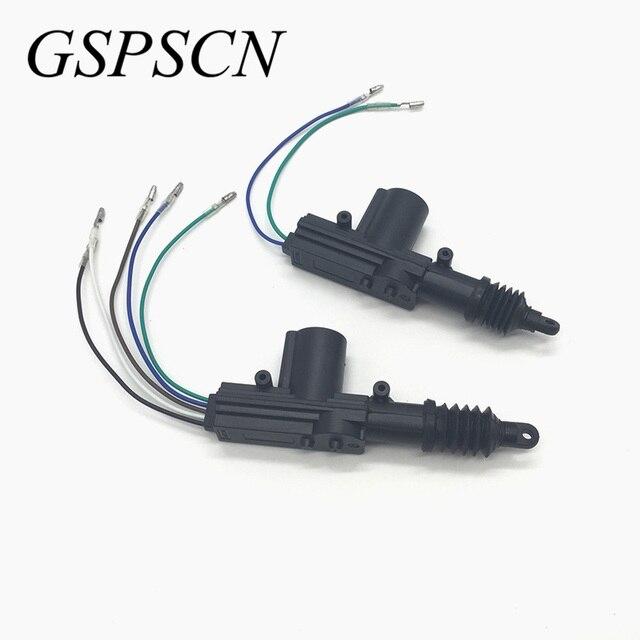 GSPSCN Universal Car Auto Heavy Duty Power Door Lock Actuator Motor ...
