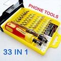 PZOZ Mobile Phone Repair Tool Precision Torx Magnetic Screwdriver Tweezer Cell Phone Repair Tool Kit 33 in 1 phone tools