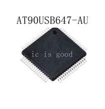 2PCS AT90USB647 AT90USB647-AU QFP64