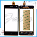 Phone Touchscreen Sensor For ZTE Blade GF3 Touch Screen Digitizer Front Glass Touch Panel Outer Lens Replacement +tape