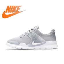 new concept dda89 a7a13 Original Authentic Nike Arrowz and Nike Sock Dart Men s Breathable Running  Shoes Sports Sneakers Outdoor Comfortable 902813