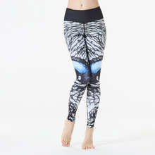 цены на Women Leggings Sportswear Sport Leggings Sport Pants Printed Yoga Leggings Yoga Pants Running Pants Fitness Yoga Sport Trousers  в интернет-магазинах