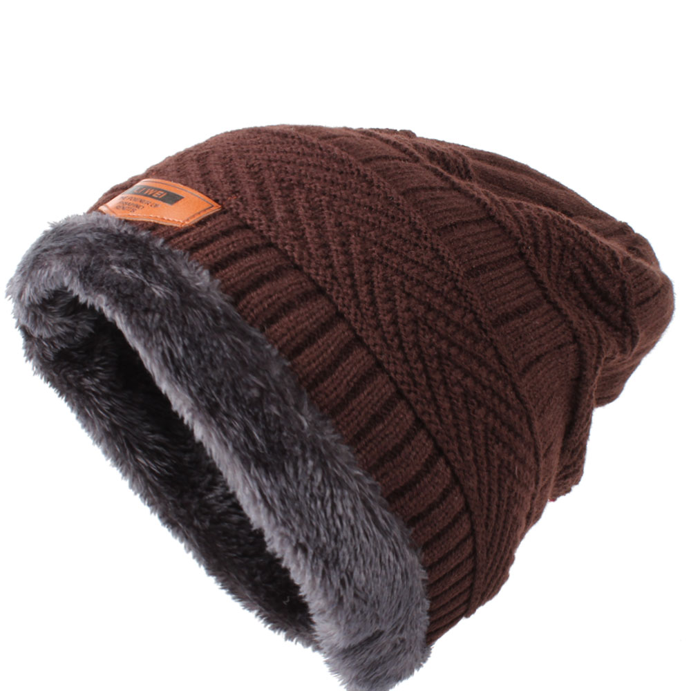 Fashion Unisex Winter Warm Hat Beanies Knit Caps Skullies Bonnet Hats For Men Women Mask Double Layer Knitted Baggy Beanie Hat aetrue beanies knitted hat winter hats for men women caps bonnet fashion warm baggy soft brand cap skullies beanie knit men hat