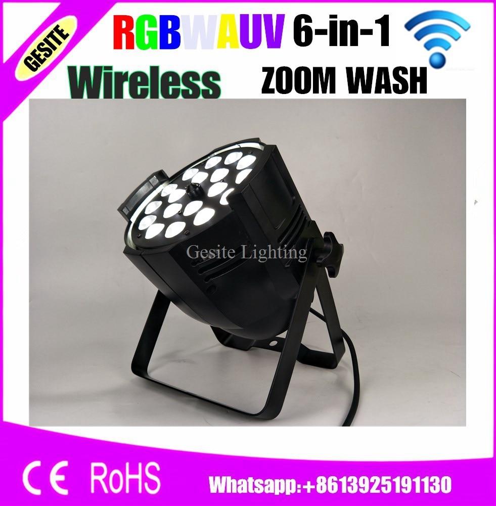 feixe de luz em movimento 4in1 rotacao infinita rgbw led 02