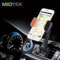 Suporte do telefone do carro ajustável rotatable air vent saída clips de montagem suporte do telefone móvel suporte para iphone samsung gps