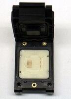 Индивидуальные TF24 Pogo Pin Тесты разъем 32 контакты адаптер раскладушка флэш памяти Разъем 3 5 дней для настройки TF разъем для карты