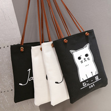 Famous Designer Brand Handbags Women Canvas Printed Letters Bucket Bag Lady Tote luxury Pouch Feminina