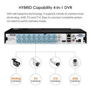 Image 4 - ZOSI HD 1080P 16CH DVR Überwachung Video Recorder H.264 P2P DVR Recorder Telefon Überwachung Für Kamera Sicherheit System