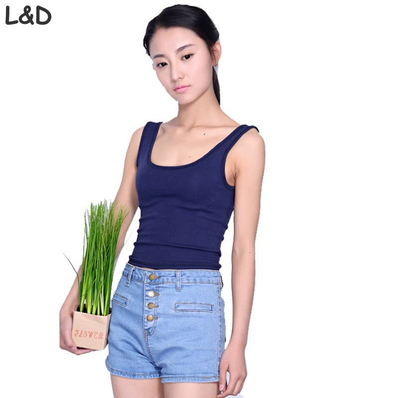2018 Neue Feste Frauen Tank Tops Schlank Sexy Fitness Bustier Crop Tops Lady Tees Sommer Stil Casual T Shirts Frauen Kurze Shirts
