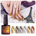 Premium Quality Arte Clavo 10ml/1Pcs Magnetic Cat Eye Gel Nail Polish Soak Off UV Gel Polish Lacquer UV Nail Art
