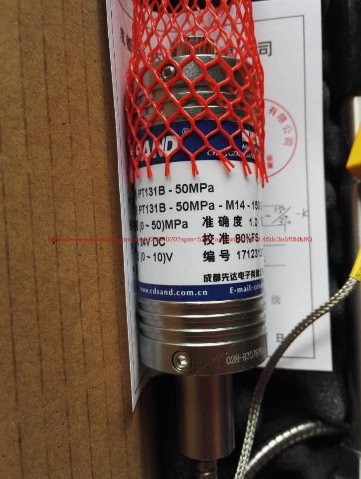 High Temperature Melt Pressure Sensor PT131B 50MPa