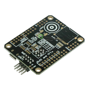 Image 3 - Mini STM32F103C8T6 ARM Systems Development STM32 51 WI FI Module ESP8266 Main Board Module NRF24L01 Interface with Cable