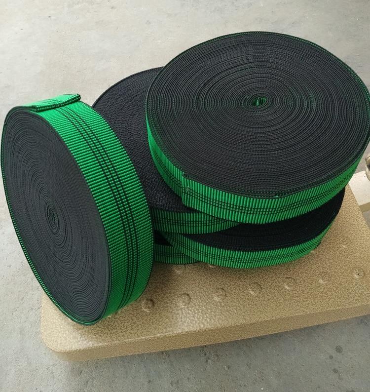 10 Meters / Lot widths 5cm /7cm Upholstery Webbing - Latex Elasbelt Elastic Furniture Sofa Webbing +Give 25PCS fixed nails sofa elastic webbing sofa tension belt bed elastic bandage