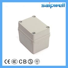 Saipwell commercial plastic storage / distribution waterproof boxes enclosure for electrical 50*65*55 DS-AG-0506