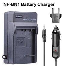 NPBN1 NP BN1 NP-BN1 Car Charger DC + EU Plug For SONY DSC TX9 T99 WX5 TX7 TX5 W390 W380 W350 W320 W360 QX100 W370 camera