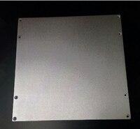 3 D Printer Parts DIY Reprap Aluminium Build Platform Heated Bed Plate For Prusa 3D Printers