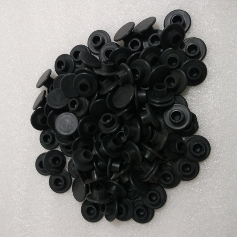 100 Pieces For A Lot Dining Chair Leg Plastic Chair Tips