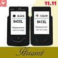 Hisaint PG 640 CL641 XL PG-640 PG640 PG640XL чернильные картриджи картридж для Canon Pixma MG3260 MG3560 MG4160 MG4260 струйный принтер