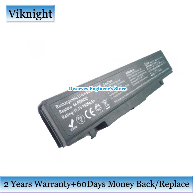 11.1V 7800mAh AA-PB9NC6B Battery for Samsung 300E 300V 305E AA-PB9NC5B AA-PB9NC6B AA-PB9NC6W AA-PB9NC6W/E AA-PB9NS6B AA-PB9NS6W hot sale replacement laptop battery for samsung 7800mah 11 1v 3530ea aa pb9nc6b aa pb9nc6w r580 r428