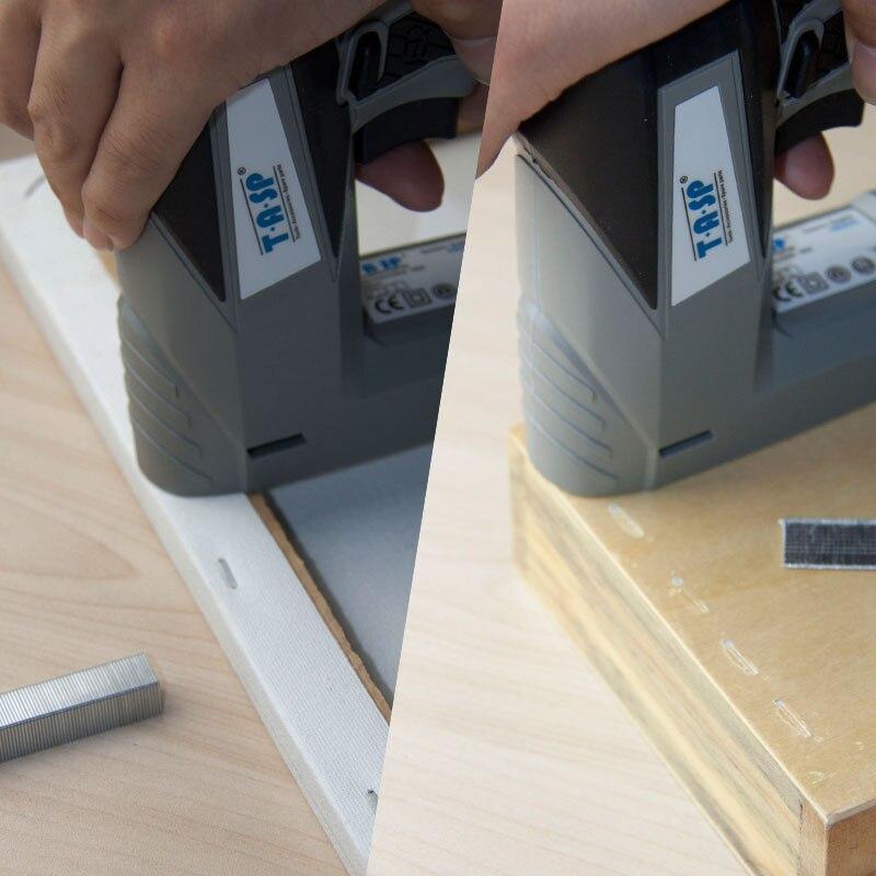 электрический степлер тасп mesg45 скобы 8