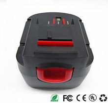12V 3500mAH Ni-CD Battery for Black&Decker A12 A12-XJ A12EX FS120B FSB12 HPB12