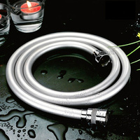 Flexible tube 1.2/1.5/1.8/2.0/3.5M explosion proof high temperature resistant hot and cold bath shower hand hold plumbing hose