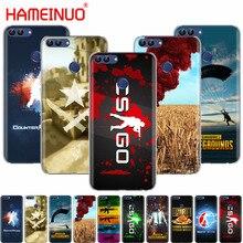Hameinuo Counter Strike CS Go и pubg сотового телефона чехол для huawei Honor 7C Y5 Y625 Y635 Y6 Y7 Y9 2017 2018 премьер PRO