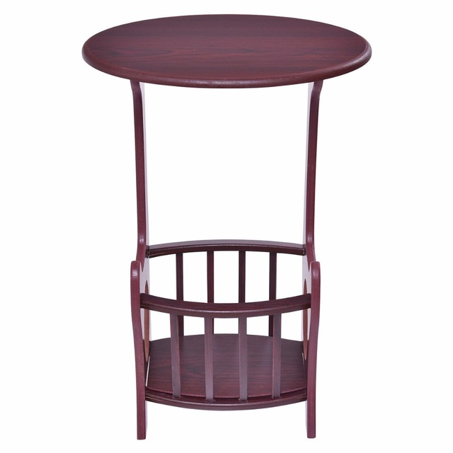 Small Round End Table For Living Room