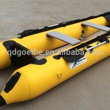 Надувная лодка-каяк для 2 человек