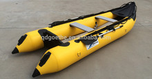 2 People Inflatable Kayak Boat(China)