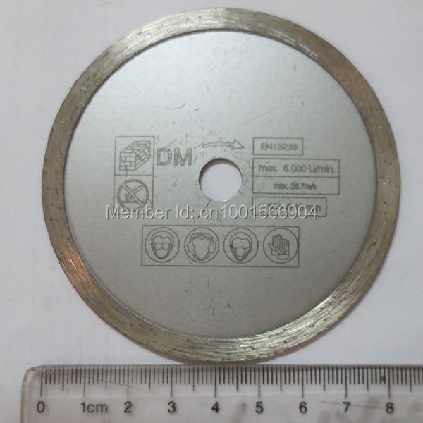 Gratis verzending! 5 stks / partij 85x10mm of 15mm diamant zaagblad ,, mini cirkelzaag diamantzaagblad voor marmer, graniet.