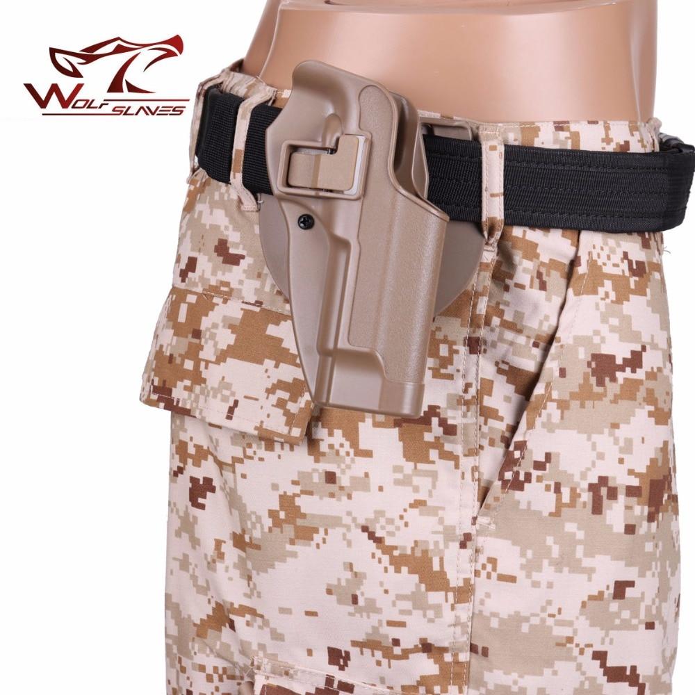 Best Deal╓Holster Handgun M92 Wolfslaves Airsoft Belt Pistol Hunting-Accessories Right-Hand Military