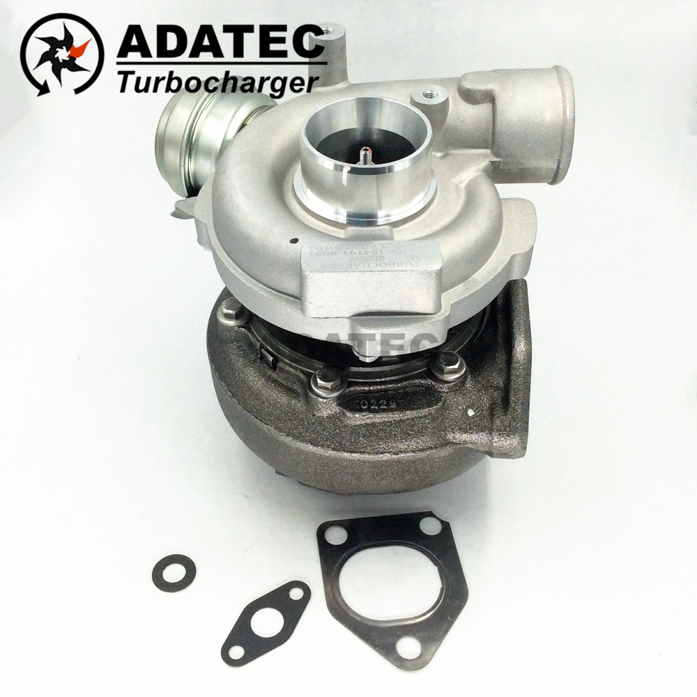 GT2556V garrett <font><b>turbo</b></font> 454191-5017S 454191-9017S 454191-5015S 454191 turbocharger for BMW 530 d (E39) 184 & 193 HP <font><b>M57</b></font> <font><b>D30</b></font> 6 Zyl. image