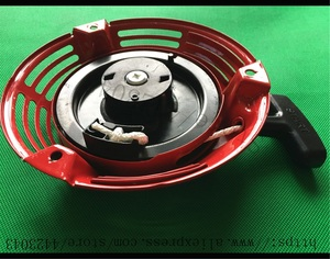 Image 4 - RECOIL PULL STARTER FOR HONDA GXV160 LAWN MOWER ENGINE OHV HRU196 & HRU216