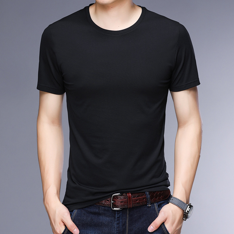 2019 New Summer Men's High Quality 100% Cotton   Polo   Shirts Fashion Casual Man   Polos   M-XXL