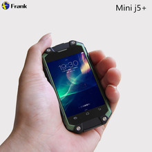 Gifts Bag RUNGEE MINI j5 Waterproof Shockproof Android Smartphone MTK6580 Quad core Dual Sim 2 6inches