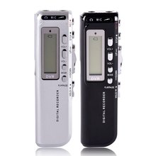 New Arrival MINI Voice Activated Digital Audio Voice Recorder 8GB Professional Recording Pen 125600 Minutes Hot Sale