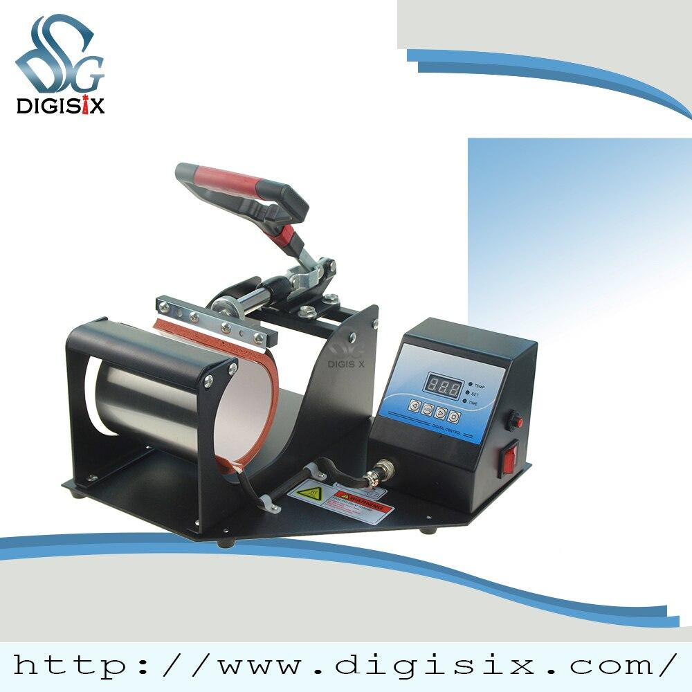 Digital Mug/Cup Heat Press Machine,Heat Sublimation Mug Printer/Press Machine Combo Digital Mug Press Machine