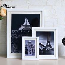 1Pcs Solid Color Photo Frames Home Decor Vintage Desktop Picture Frames For Pictures High Quality Frame Birthday Gifts