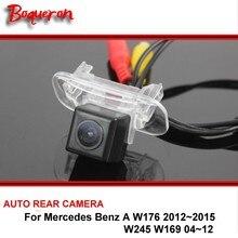 Для Mercedes Benz W245 05-11 W169 04-12 CCD Ночное видение Резервное копирование Обратный Камера заднего вида Камера парковка Камера