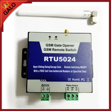GSM Gate Opener GSM Remote Switch RTU5024 Garage Remote Control On/Off Switch Access Door Opener недорого