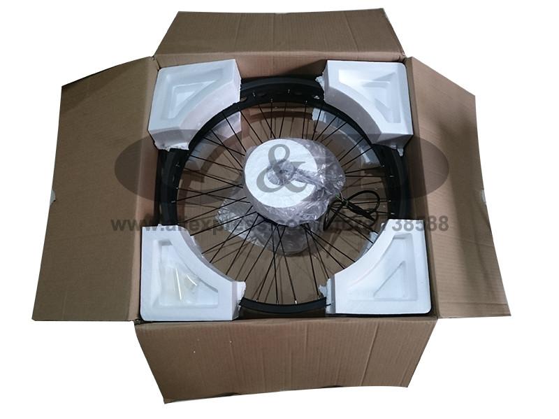Best Free Shipping 1500W E-bike Electric Bike Conversion kit Driect Drive Motor MXUS 48V 52V 13AH 17AH Hailong Battery LCD 38