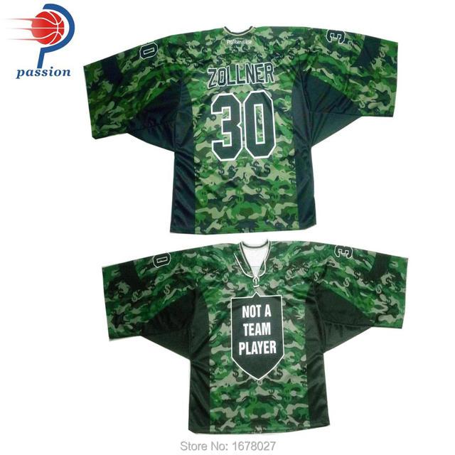 Custom Made Reversible Hockey Jersey Sublimation Camouflage Ice