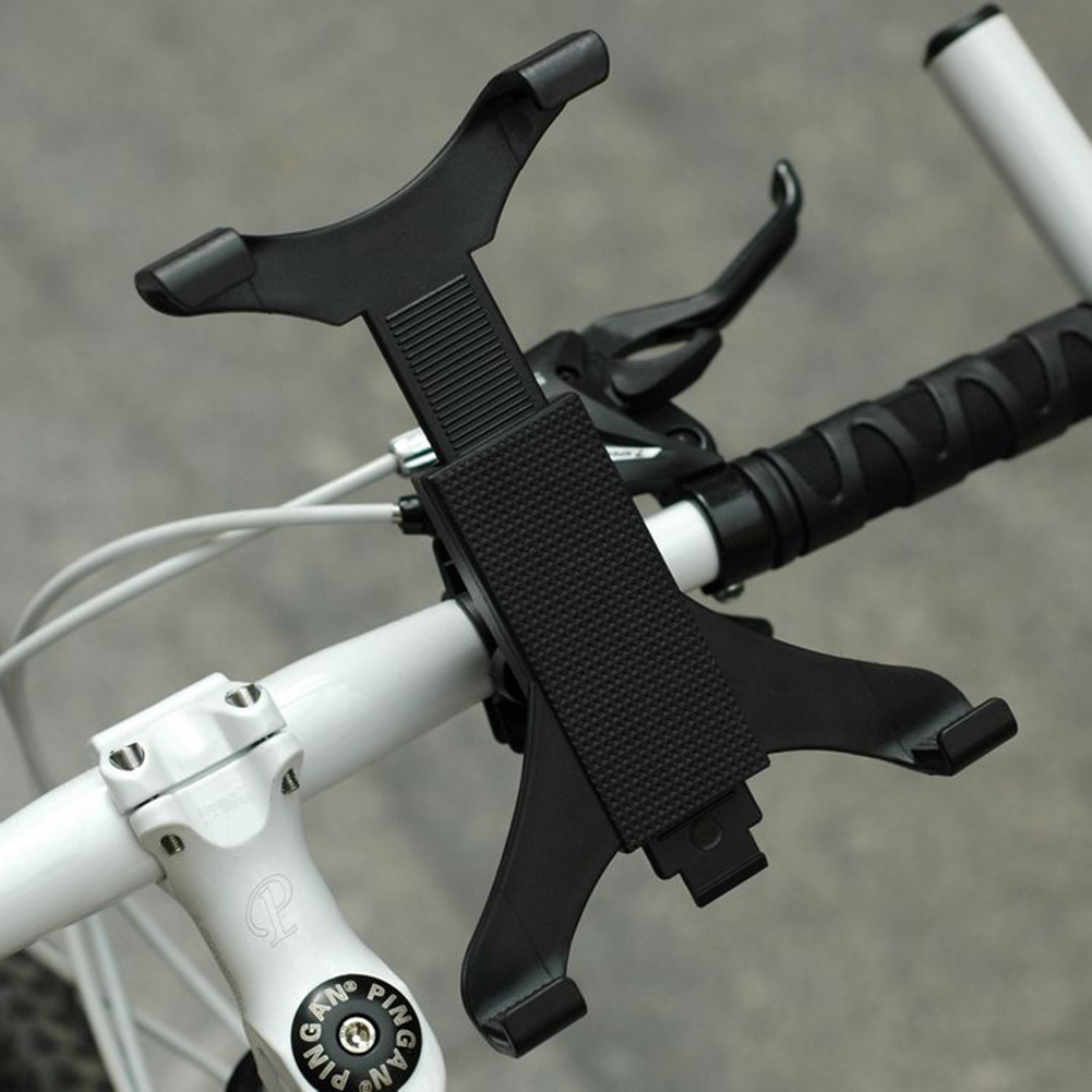 Bicycle tablet stand Music Microphone Mount Motorcycle Bike Holder Mount For 7 to 11inch Tablet iPad Air 5 4 3 2 Samsung
