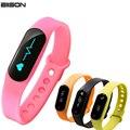 Heart Rate Monitor Smart Band Health Fitness Watches Bracelet Pedometer Sport Wristband Bluetooth Pk Fit Bit xiaomi mi band 1s 2