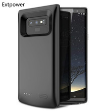 Extpower 5000 mAh For Samsung Galaxy Note 9 Battery Charger Case Power Bank Fast charge For Samsung Note 9 Battery Charger Case